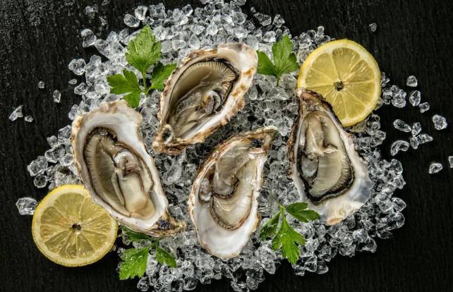 常吃牡蛎肽让男人精神抖擞!